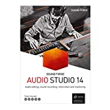 SOUND FORGE – Version 14 – Recording, Audio Editing, Restauration und Mastering.   Audio Studio   PC   PC Aktivierungscode per Email