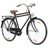 Fahrrad Citybike CTB Premium City Bike 28 Zoll Trekking Fahrrad Herren Damen Cityrad Trekkingrad Herrenfahrrad Damenfahrrad Unisex Vintage Retro Dutch Bike Jungenfahrrad Cityfahrrad Hollandfahhrad