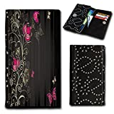 Book Style Flip Handy Tasche Case Schutz Hülle Foto Schale Motiv Etui für ZTE Blade A452 - Flip SU2 Design2