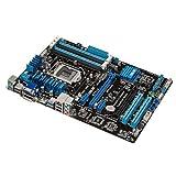 Asus Z77-A Mainboard Sockel LGA 1155 (ATX, Intel Z77, 4x DDR3 Speicher, 2x SATA III, HDMI, DVI, VGA, 2x USB 3.0)