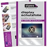 dipos I 2X Schutzfolie klar kompatibel mit XIDO Z90 10 Zoll (9.6') Folie Displayschutzfolie