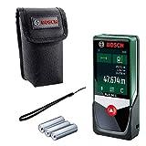 Bosch Laser Entfernungsmesser PLR 50 C (Messbereich: 0,05 – 50 m, Touchscreen-Display, in Kartonschachtel)