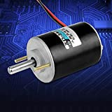 XD-3420 CW/CCW DC 12 / 24V 30W für Vorhangmaschinen für Werbemittel für intelligente Geräte(24V6000 turn)