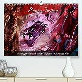 Buntes Treiben - Analoge Malerei in der digitalen Aktfotografie (Premium, hochwertiger DIN A2 Wandkalender 2022, Kunstdruck in Hochglanz)