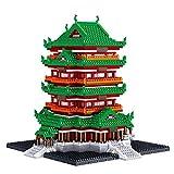 BAIDEFENG Mini Blöcke Kreative China Kran Turm Bausteine Spielzeug 3D Modell 3312 Stücke Micro Ziegelsteine 3D Puzzle Pädagogische Spielzeug Kinder Erwachsene