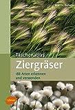 Taschenatlas Ziergräser: 188 Arten erkennen und verwenden (Taschenatlanten)