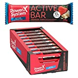 Power System Active Bar - Energie Riegel - 24 x 35g (Erdbeer-Vanille)