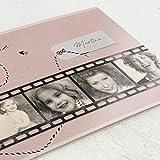 sendmoments Einladungen Geburtstag, Moviestar, 50. Geburtstag 5er Klappkarten-Set C6, personalisiert mit Wunschtext & persönlichen Bildern, optional mit passenden Design-Umschlägen