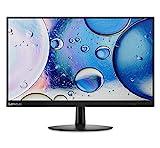 Lenovo L22e-20 54,61 cm (21,5 Zoll, 1920x1080, Full HD, 60Hz, entspiegelt) Monitor (VGA, HDMI, 4ms Reaktionszeit, AMD Radeon FreeSync) schw