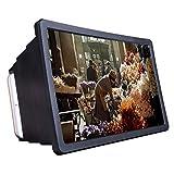 GYW-YW Lupe, 3D-Handy-Screen Amplifier for Spielraum bewegliche Screen Magnifier 18.5 * 12.4cm Telefondisplay Universal-Loupe Screen Amplifier (Color : 1)