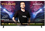 TCL 75C721 QLED Fernseher 75 Zoll (189 cm) Smart TV (4K UHD, HDR 10+, Dolby Vision Atmos, Motion Clarity, Android 11, ONKYO-Lautsprecher, Google Duo, Google Assistant&Alexa, rahmenloses Metalldesign)