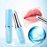 Allbestaye Hyaluronsäure Lippenbalsam Lip Plumper Bienenwachs Jojoba Oil 100% Natürlich Lippenpflegestift Lippenstift Lippenpflege