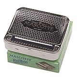 DFBGL Zigarettenrollmaschine Zigarettenrollmaschine Zigarettenraucherwalze Roller Maker Box für Zigarettenroll- und Aufbewahrungskoffer Rollbox für die perfekte Zigarettenrollmaschine 2
