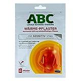 Beiersdorf AG ABC WärmePflaster sensitiv, Farblos (4er Pack)