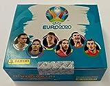 .Panini Adrenalyn XL - Euro 2020 - Booster mit je 8 Karten (1 Display = 24 Booster)