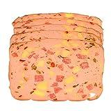 Pizzafleischkäse 3 dicke Scheiben zum Braten a 140 g = 420 g