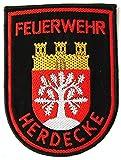 Feuerwehr - Herdecke - Ärmelabzeichen - Abzeichen - Aufnäher - Patch - Motiv 2