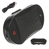 Audiocore AC350 Bluetooth Auto Freisprecheinrichtung mit Bewegungssensor KFZ Auto Freisprechanlage Unterstützt Siri und Goog