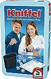 Schmidt Spiele 51203 Kniffel, Bring Mich mit Spiel in der Metalldose, bunt