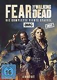 Fear the Walking Dead - Die komplette vierte Staffel [4 DVDs]