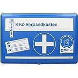Cartrend 7700126 Verbandkasten Classic mit Malteser Erste-Hilfe-Sofortmaßnahmen, DIN 13164, B