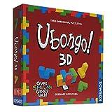 Thames & Kosmos   694258   Ubongo 3D   Sprint zum Lösen des Puzzles   Qualitätskomponenten   hoch nachspielbares Familienstrategiespiel   1-4 Spieler   Alter 8+  