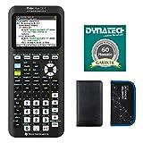 Texas Instruments Taschenrechner TI-84 Plus CE-T Grafikrechner + Schutztasche + Zirkelset + Garantie auf 60 Monate - wissenschaftlicher Schulrechner programmierbar Farbdisplay Python Edition
