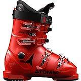 Atomic Redster Jr 65 Skischuhe Unisex Kinder, Rot - Rot/Schwarz - Größe: 30 EU