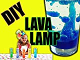 How to make a Lava Lamp at home!