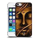Head Case Designs Golden Buddah Bangkok Buddha Harte Rueckseiten Handyhülle Hülle Huelle kompatibel mit Apple iPhone 5 / iPhone 5s / iPhone SE 2016