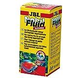 JBL NobilFluid Artemia 30881, Aufzuchtfutter für Jungfische eierlegender Aquarienfische, Fluid 50 ml