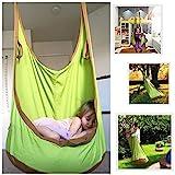 femor Hängesessel, Hängehöhle, Hängematten aus Baumwolle ideal für Kinder, Junge Erwachsene (Wahl des Festgeschenks)