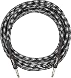 Fender® »PROFESSIONAL SERIES INSTRUMENT CABLE - WINTER CAMO« Instrumentenkabel - Gerade Klinke - 5.5 M
