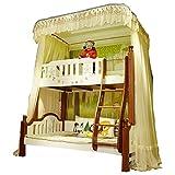 Lpf3kkk Schön Kinder Dekoration Mädchen Raumdekoration Baby Baldachin Moskitonetz Doppelbett - 1,8m Urlaubsreisen im Freien (Size : 1.2m)