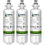 fabfill LG LT700P Kühlschrank Wasser Filter Ersatz-, LG ADQ36006101, und passt Kenmore 46–9690(9690) und passt wsl-3, wf700(1Pack) 3-Pack