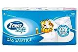 Zewa Soft Toilettenpapier 'Das Samtige' weiss, 16 Rollen