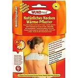 10er Pack - Wundmed Wärmepflaster/Schmerzpflaster/Nackenplaster - Wärme für ca. 8 Stunden - 30 x 9,5 cm
