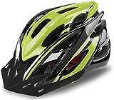 KINGLEAD Fahrradhelm Herren mit LED-Licht und abnehmbarem Visier, Unisex Fahrradhelm für Damen Radrennen Outdoor Sicherheit Superleicht Einstellbar CE-Zertifikat