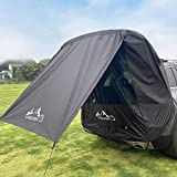GJCrafts heckzelt Auto, mit Moskitonetz Winddicht, Sonnenschutz, wasserdicht Auto Camping Zelt für Outdoor Camping, SUV/Auto/Kombis