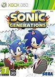 Sonic Generations Game XBOX 360 [UK-Import]