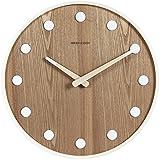 Hölzerne Stumpfuhr Stereokeramik Kaliber Klassische Neue Chinesische Uhr Die Farbe der Protokolle