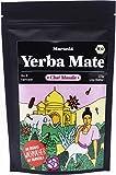 Marania® Yerba Mate Tee Bio & Masala Chai Tee Bio ● 125g Indischer Tee lose ● Gewürztee ● Perfekt für Yerba Mate Chai Latte