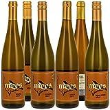 Weingut Mees WEISSWEIN LIEBLICH EDELSÜSS SÜSS PROBIERPAKET Prämiert Weißwein Wein süß Deutschland Nahe Set (6 x 750 ml)