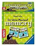 Ravensburger Minis - 24557 Der Maulwurf Memory® - Kinderspiel Klassiker ab 3 Jahren, Gedächtnisspiel für 2-4 Spieler