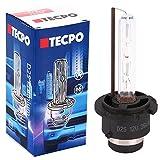 TecPo D2S Xenon Brenner Premium 12V-35W 4300K KALTWEIß Scheinwerfer-Lampe FERNLICHT ABBLENDLICHT P32d-2 E11