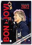 Bon Jovi 2022 - A3-Posterkalender: Original Danilo-Kalender [Mehrsprachig] [Kalender]