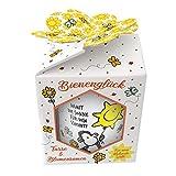 Sheepworld 46553 Jumbotasse Damit die Sonne für Dich scheint, mit Wildblumensamen, in Geschenk-Box Tasse, Porzellan