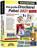 Markt + Technik Das große Druckereipaket 2021 - Gold Edition