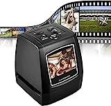 DIGITNOW! 5M / 10M Stand Alone 2,4 '' LCD-Display Film/Dia Scanner 1800DPI hohe Auflösung Bildscanner in USB2.0-Schnittstelle Konvertieren in PC