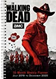 AMC: Walking Dead , the 2020 Weekly Diary Planner